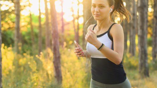 Aktywność fizyczna wpływa korzystnie na nasze zdrowie